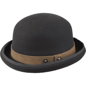 Steam Man Bowler Hat