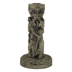 Forest God Candle Holder