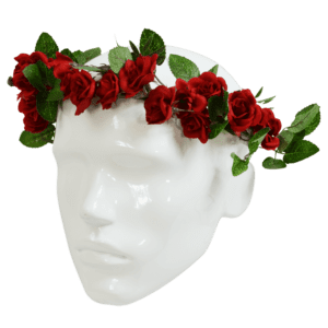 Floral Head Wreaths