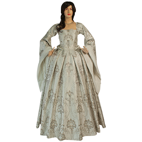 b48a5b2998841 Renaissance Wedding Gown - MCI-444 - Medieval Collectibles