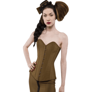 Steampunk Sweetheart Prince Overbust Corset
