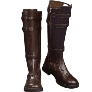 Anakin Skywalker Costume Boots