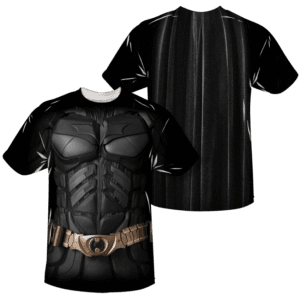 Dark Knight Armor Wrap Around T-Shirt