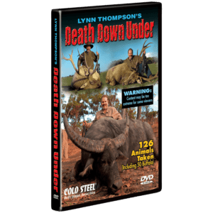 Lynn Thompson's Death Down Under DVD