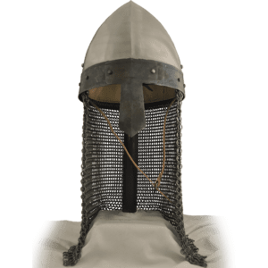 Norman Helmet with Aventail