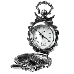 The Nevermore FOB Watch