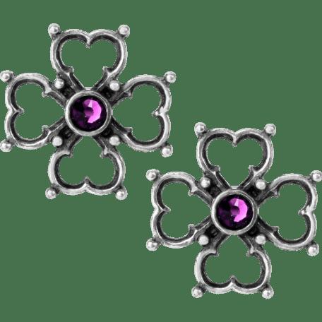 Elizabethan Cross Earrings
