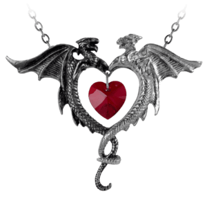 Coeur Sauvage Necklace