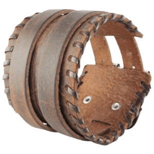 Banded Medieval Wrist Cuff