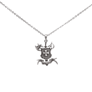 Crusader's Cross Necklace
