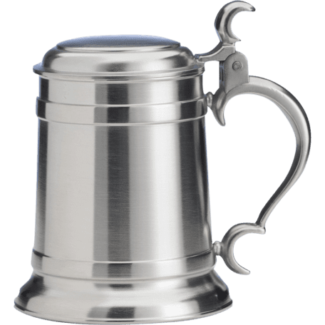 Classic Pewter Stein