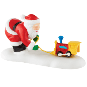 Toot-Toot Tester - North Pole Series by Department 56