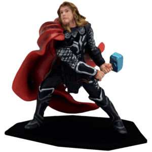 Thor Age of Ultron Metal Miniature