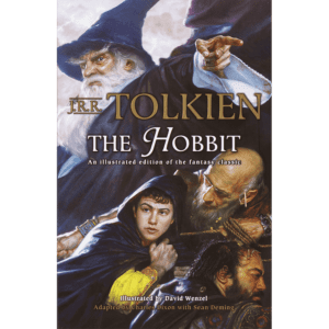 J.R.R. Tolkien's The Hobbit Adapted by Chuck Dixon with Sean Deming; Illustrated by David Wenzel