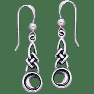 Lunar Unity Earrings