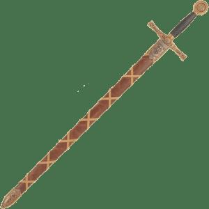 Excalibur Sword with Scabbard