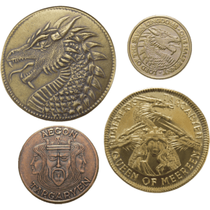 Game of Thrones Coins