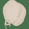 Medieval Padded Bracers - Ecru
