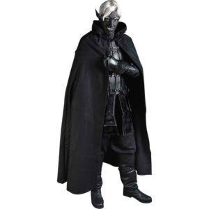 Dark Elf Mens Outfit