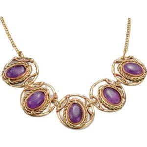 Bellona Roman Linked Necklace