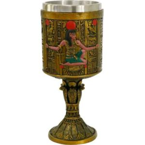 Ancient Egyptian Goblet