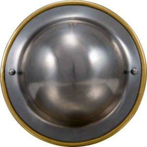 Polished Steel Mini Buckler