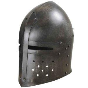 Epic Dark Sugar Loaf Helmet