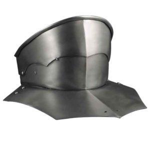 Steel Articulated Gorget