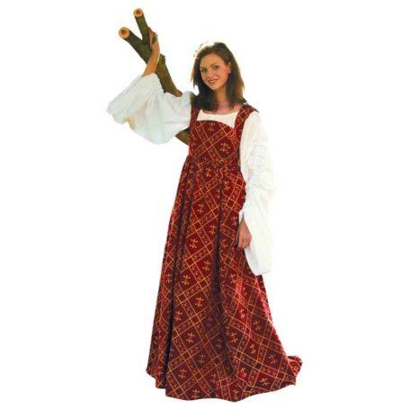 Fleur-de-Lis Womens Medieval Outfit