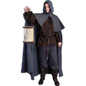 Mens Medieval Traveler Outft