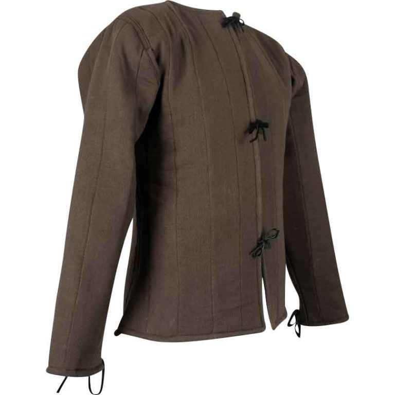 Aulber Linen Gambeson