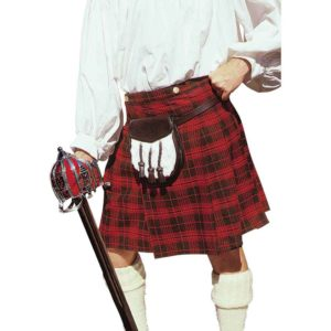 Early Scottish Kilt