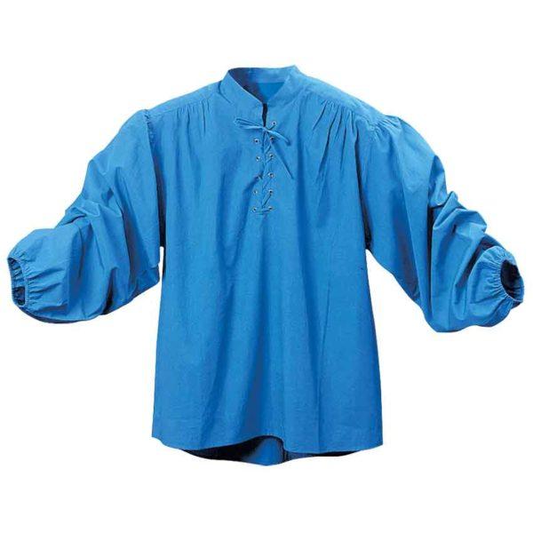 Period Cotton Shirt