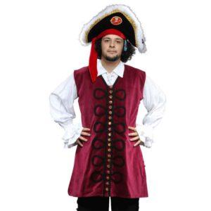 Infamous Pirate Vest