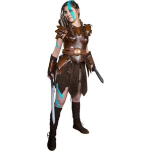 Kendra Womens Armour Outfit