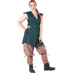 Elyona Adventurer Maiden Outfit