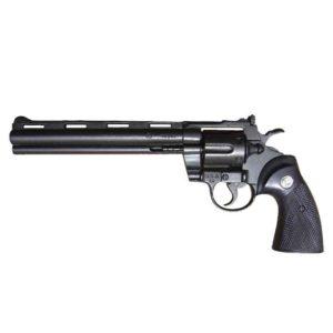 Black .357 Magnum Eight Inch