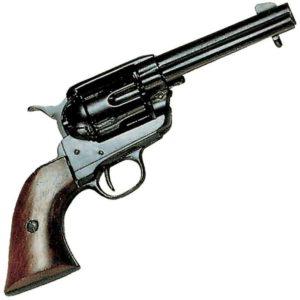 Colt .45 Army Revolver Black