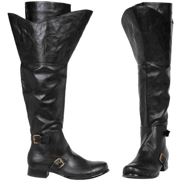 Swashbuckler Knee High Boots