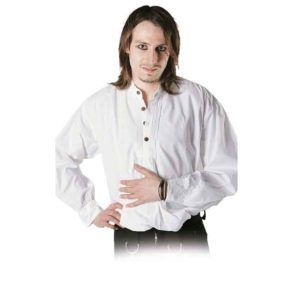 Button-Up Pirate Shirt