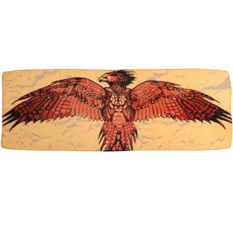 Lightweight Fawkes Wing Scarf