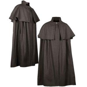 Bron Shoulder Cape Cloak