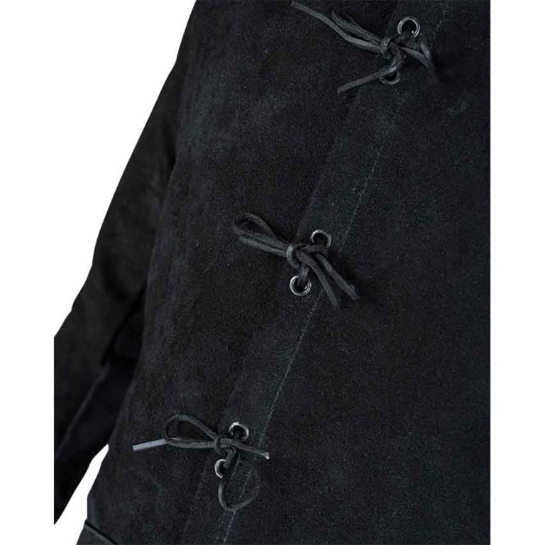Tilly Suede Hunting Jacket