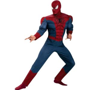 Adult Deluxe Amazing Spider-Man Costume