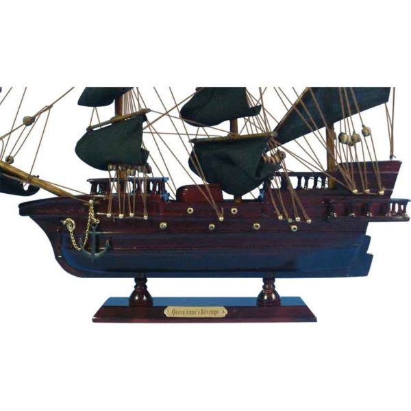 Blackbeards Queen Annes Revenge Model Ship