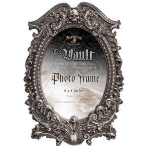 Masque of the Black Rose Picture Frame