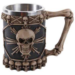 Ossuary Skull Tankard
