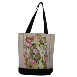 Entwined Tote Bag by Linda Ravenscroft