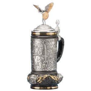 Archangel Michael Beer Stein