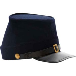 Blue Civil War Kepi